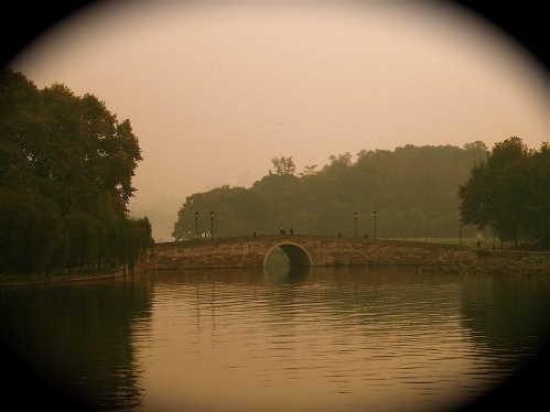 Hongzhou - landscape